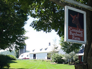 The Great Northeast Cheese & Dairy Fest Featured Producer: Consider Bardwell (West Pawlet, VT)