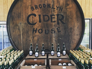 Brooklyn Cider House, Featured Craft Cider Producer at The Great Northeast Cheese & Dairy Fest