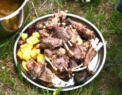 Mongolian food 2