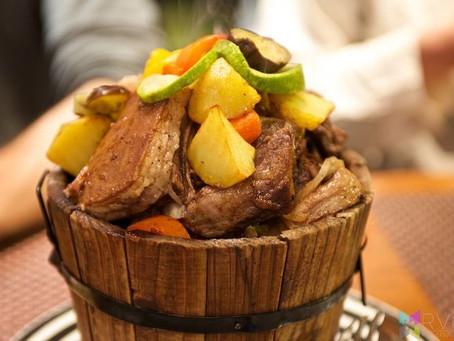 Traditional Mongolian Foods