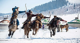 Mongolia travel warrior