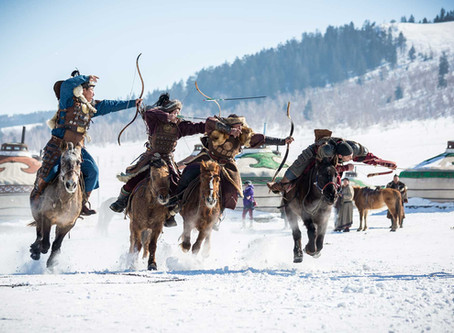 Five coolest things of Mongolia
