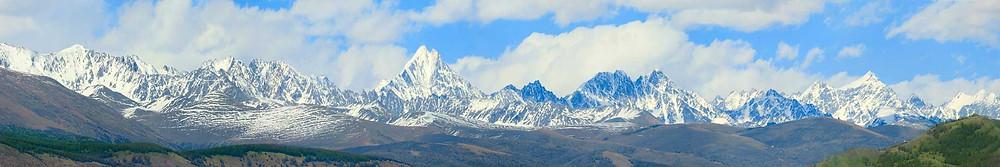Mongol Altai Mountains