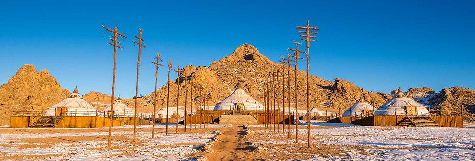 8 DAYS TOUR: CENTRAL MONGOLIA TOUR