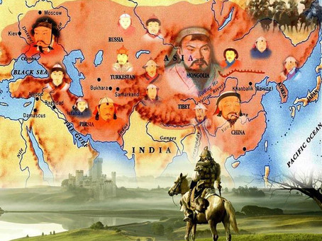Interesting Facts of Mongolian history
