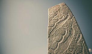 Mongolia ancient monument