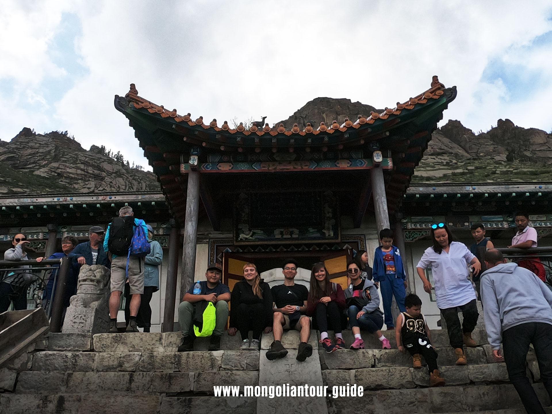 mongolia-temple