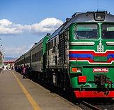 Mongolia train ticket
