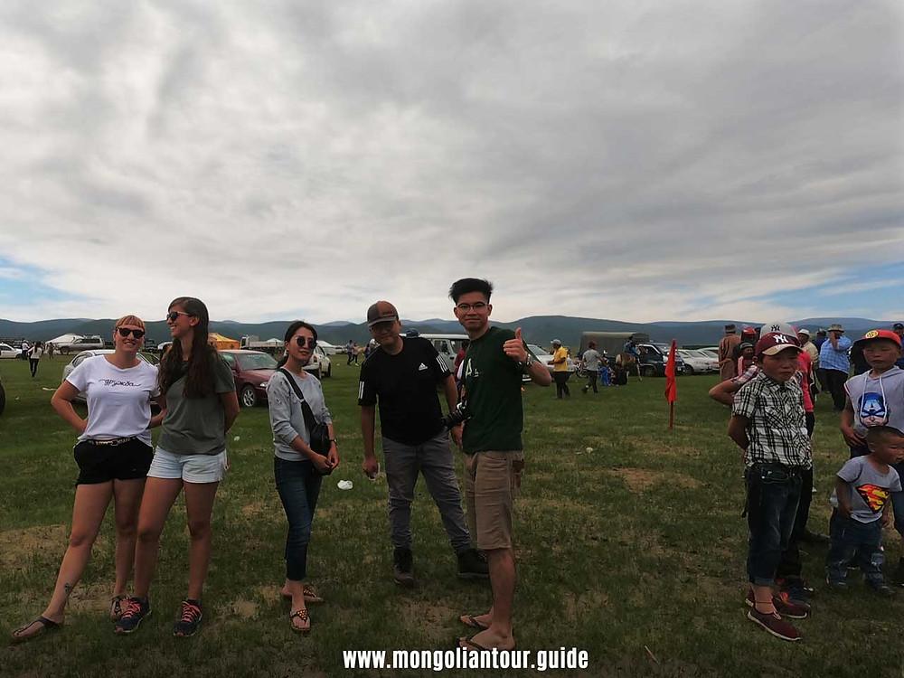 Local naadam festival