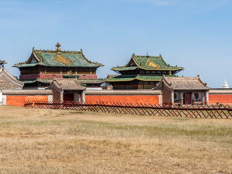 Mongolia Top Destination