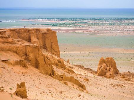 About Mongolian Gobi desert, Altai range and Khinggan range