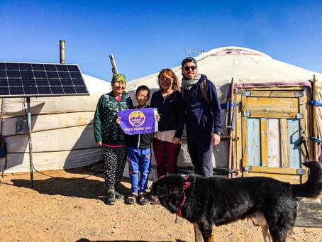 Mongolia travel diary: a week Gobi tour