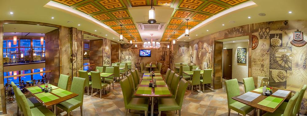 Modern Nomads restaurants