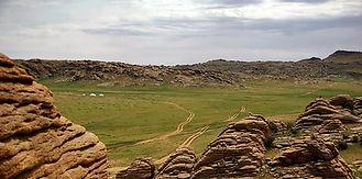 Baga gazriin chuluu Mongolia