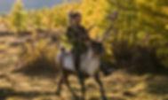 Mongolia reindeer tour