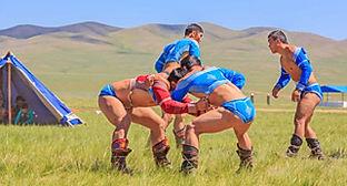 Mongolia naadam tour