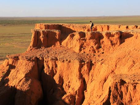 Destinations Around Southern Mongolia