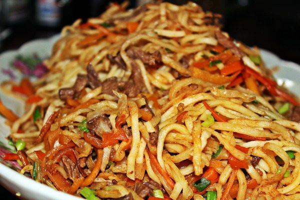 Mongolian food tour Mongolia travel Enza tours