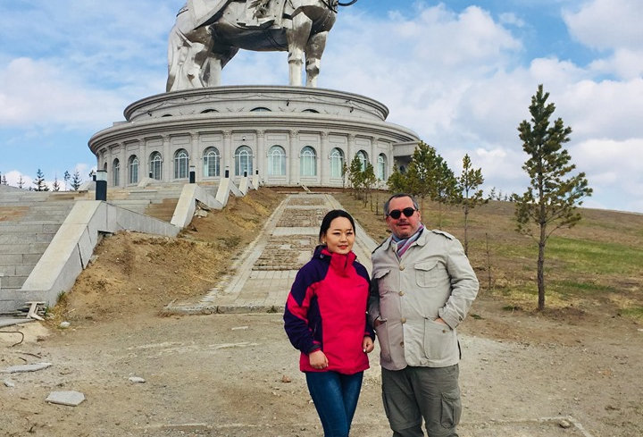 3 DAYS TOUR: TERELJ NATIONAL PARK AND CHINGGIS STATUE