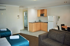 Our 1 Bedroom Self-Contained Suites