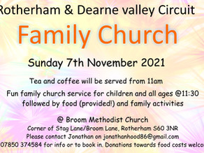 Family Church continues