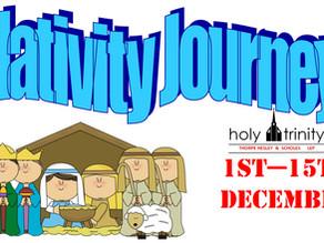 Make a Nativity Journey!