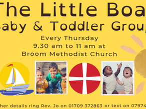 New Baby and Toddler Group
