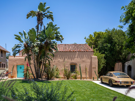 Chic One of a Kind Adobe Abode | Sold