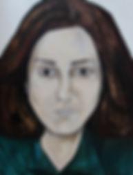 acrylic on canvas, 99 x 143 cm