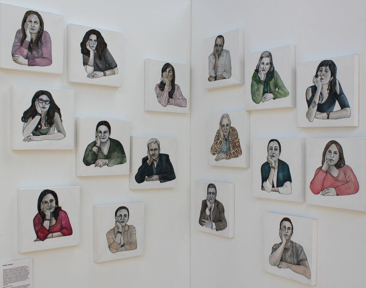 Muse by Haleh Jamali