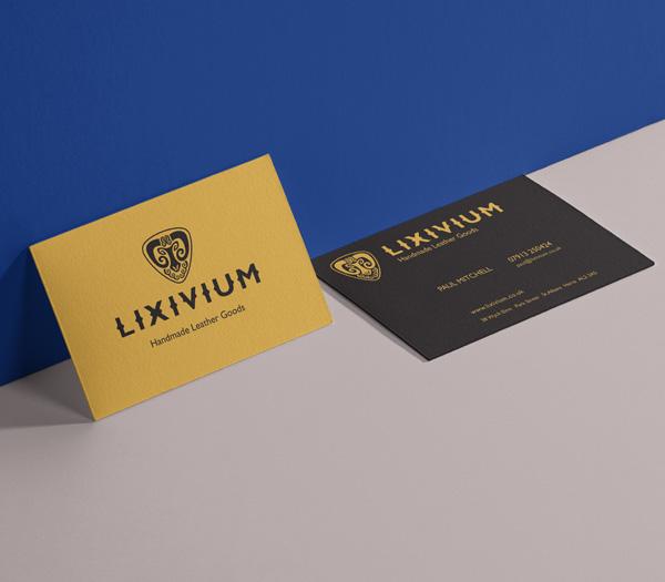 Lixivium Leather