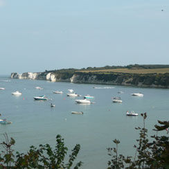 View of Sudland Bay