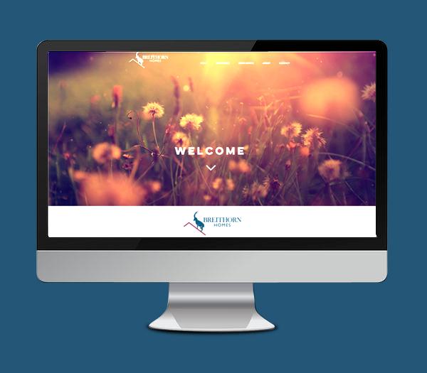 Breithorn Homes Web Site