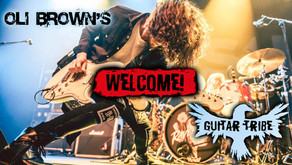 THE GUITAR TRIBE! My New Community