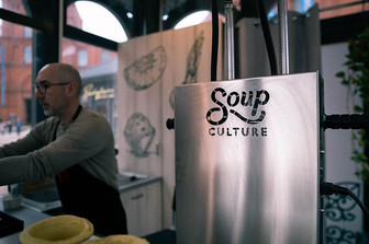 The Soup Culture Experience... swipe >>