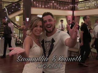 Samantha and Kenneth