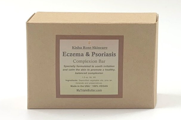 Eczema & Psoriasis Cleansing Bar