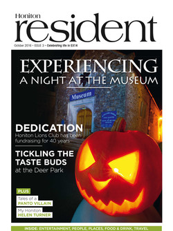 Honiton Resident - issue 3