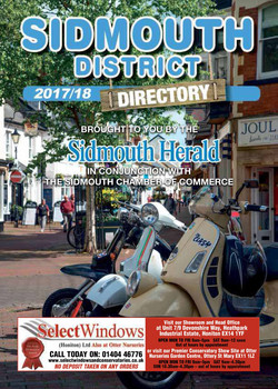 Sidmouth Directory 2017/18