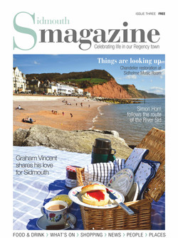 Sidmouth Magazine - issue 3