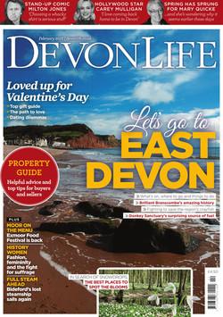 Devon Life Feb 2018