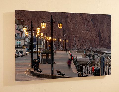 Canvas - Sidmouth Esplanade Lights
