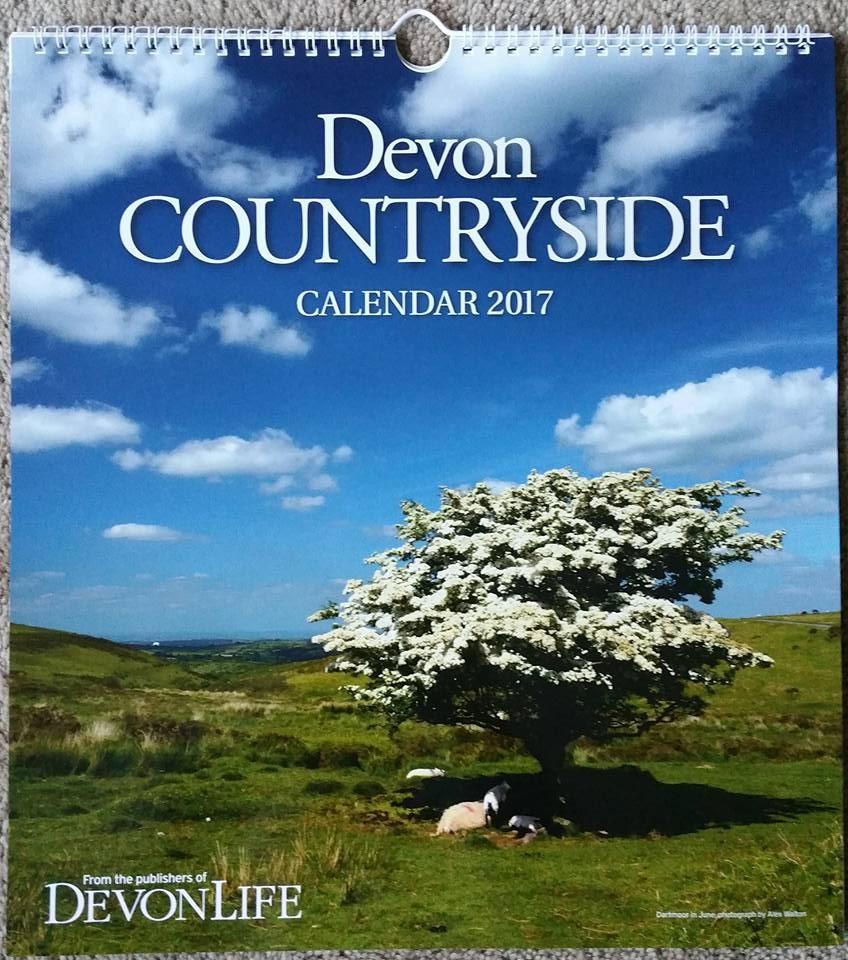 Devon Life calendar 2017