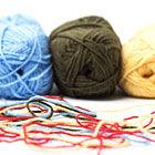 私の編み物