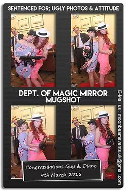 Magic Mirror | Magic Mirror Photo Booth Hire Cheshire