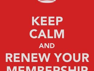 2017 Membership Renewal