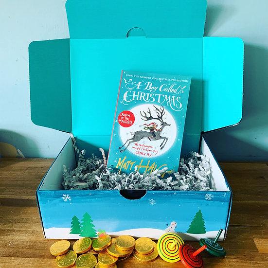 Siblings - A Christmas Book Box