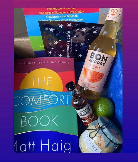 Octobers Box - Matt Haig's The Comfort Book