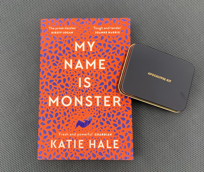 My Name is Monster Gift Set