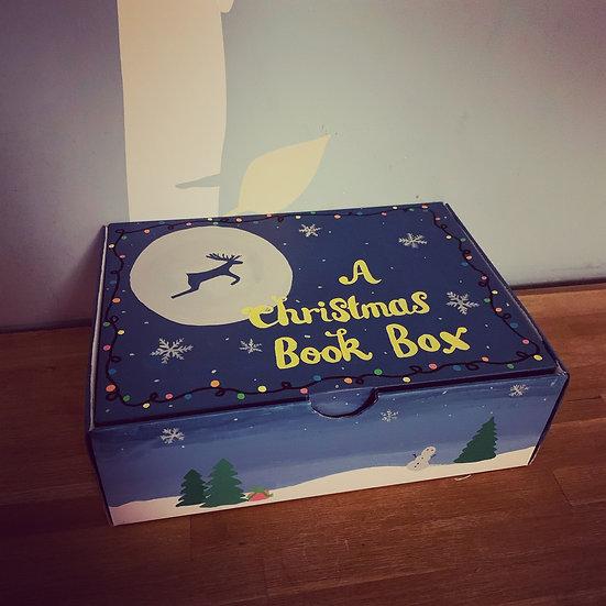 Children's - A Christmas Book Box